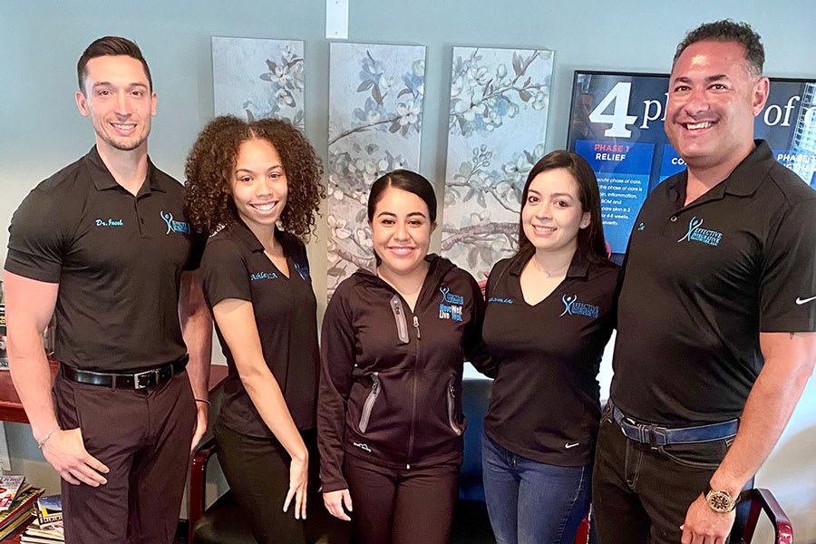 Effective Chiropractic PG County Staff Photo
